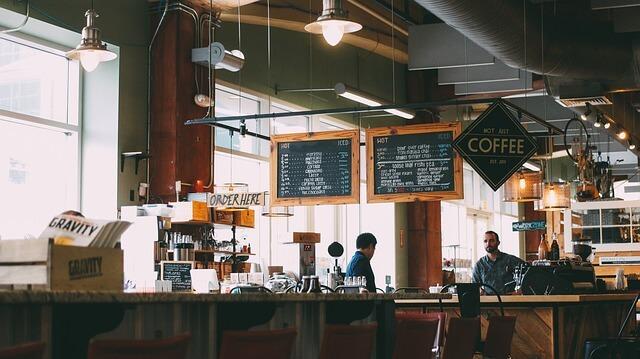 カフェ バイト