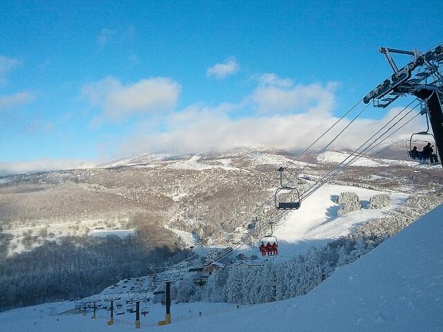 スキー場 バイト