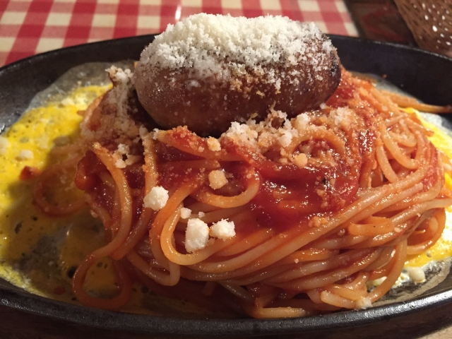 スパゲッティーのパンチョのバイト評判