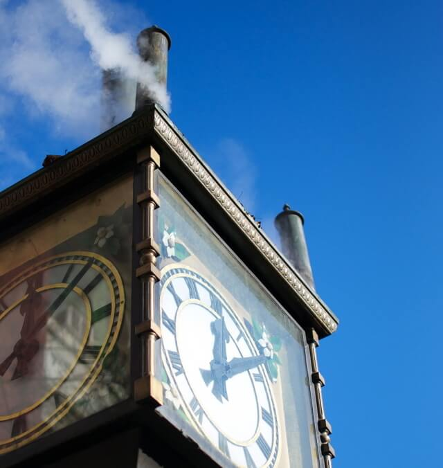 steam-clock