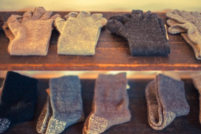 靴下屋 バイト