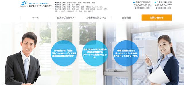 トップスポット評判・口コミ